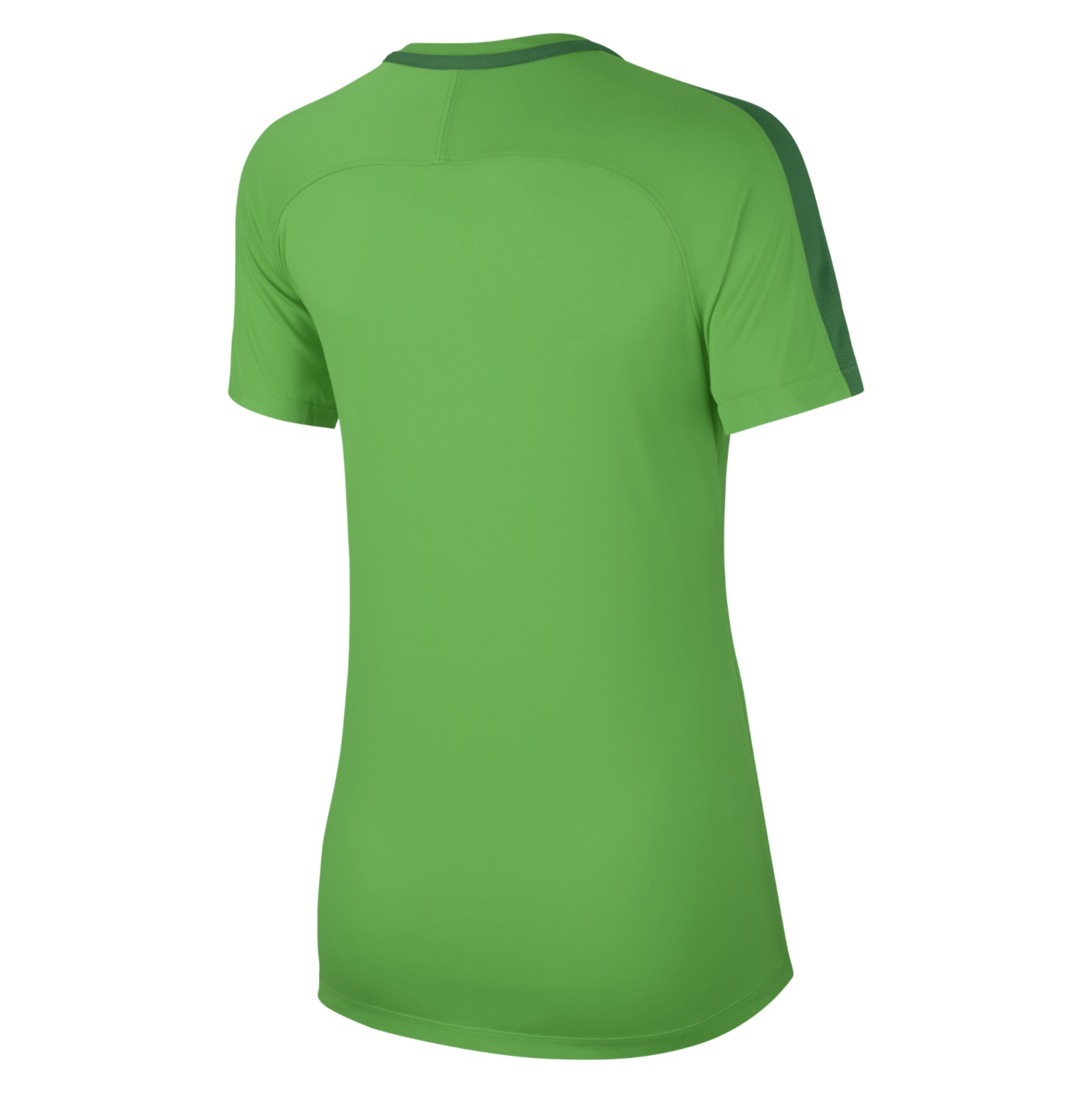 Nike Womens Academy 18 Short Sleeve Top (w) Lt Green Spark-Pine Green-White
