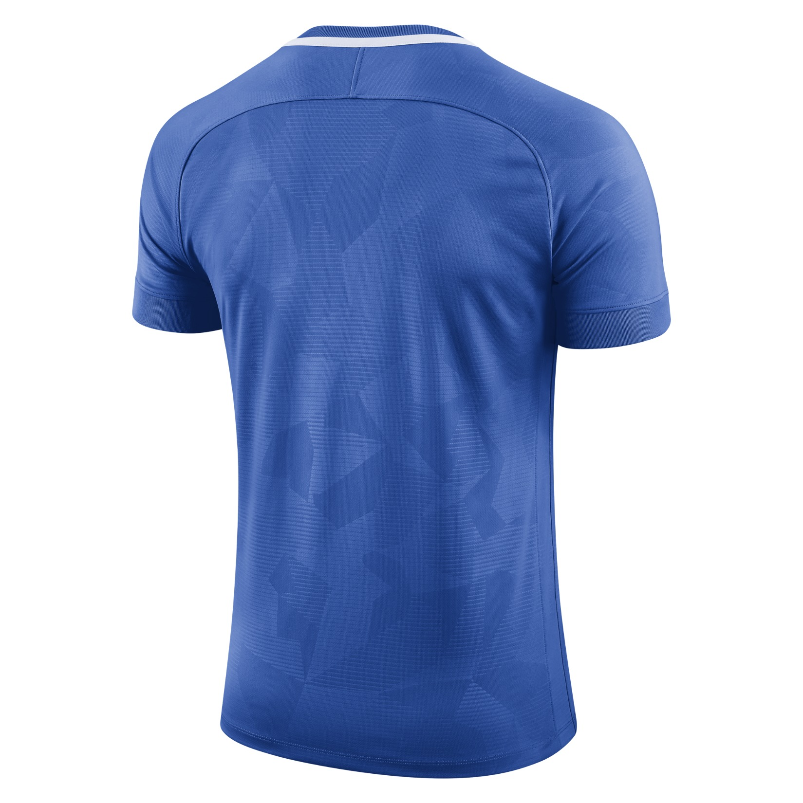 Nike Challenge II Short Sleeve Shirt Royal Blue-White-Royal Blue-White