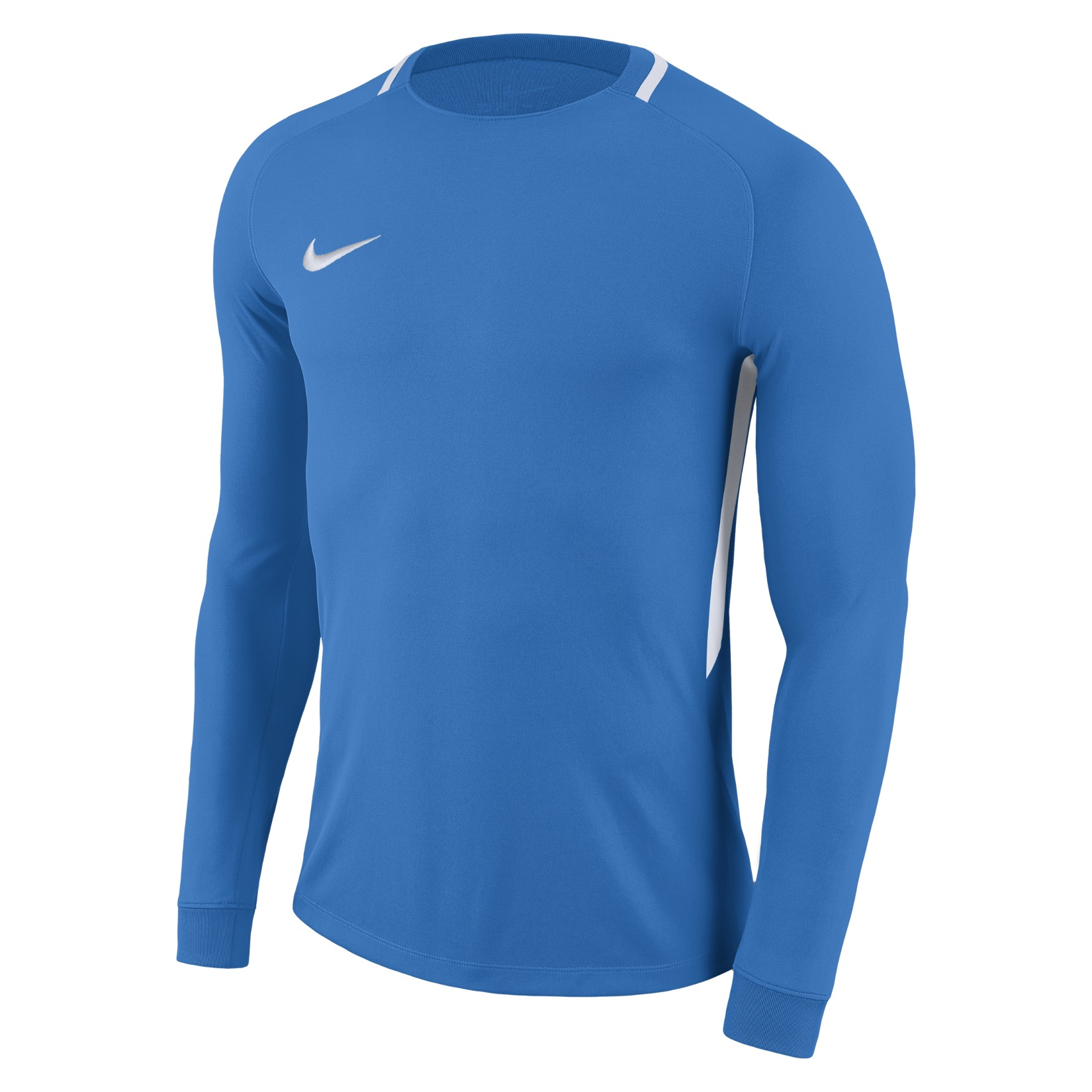 Nike  Park III Goalkeeper Long Sleeve Jersey  Photo Blue-White-White-White