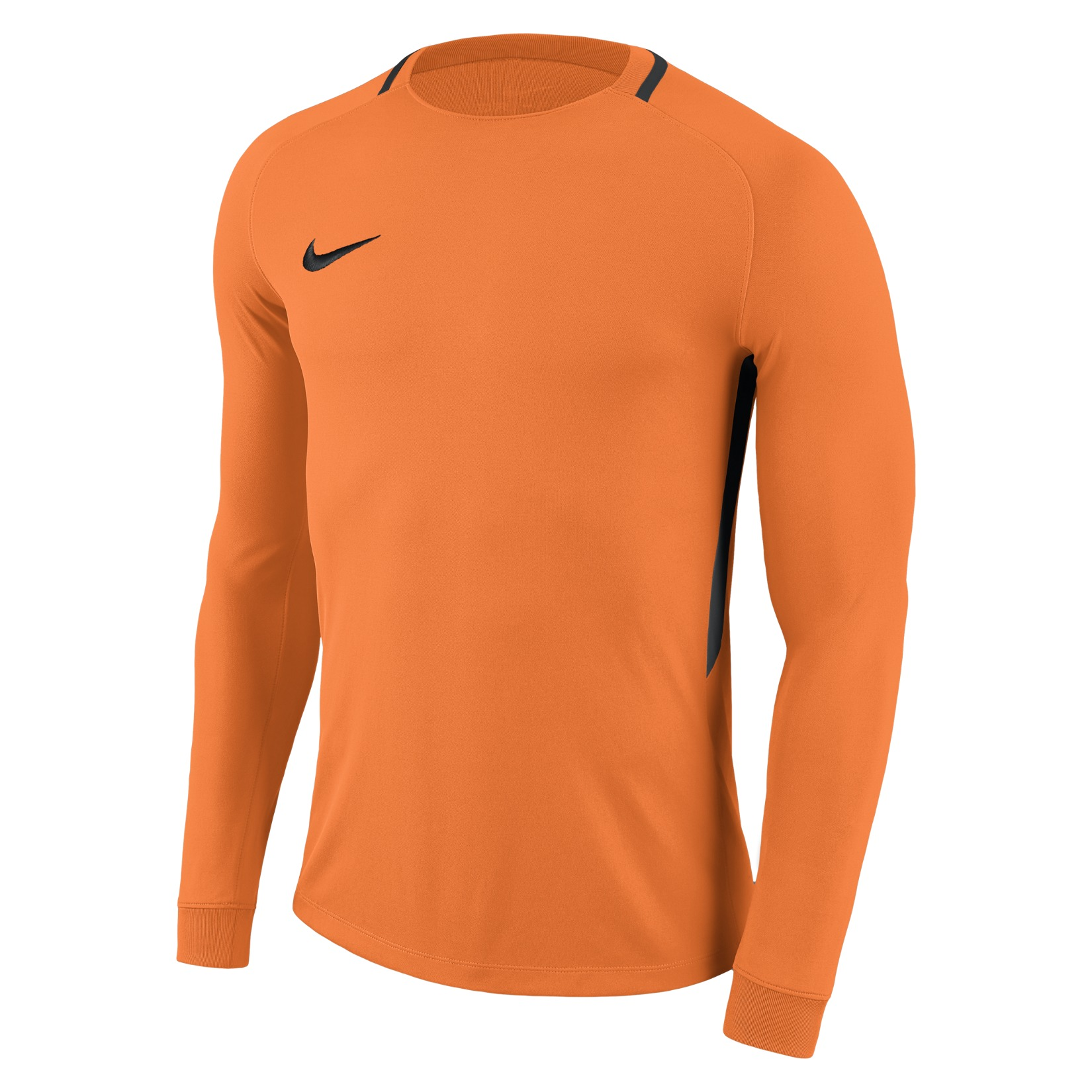 Nike  Park III Goalkeeper Long Sleeve Jersey  Total Orange-Black-Black-Black