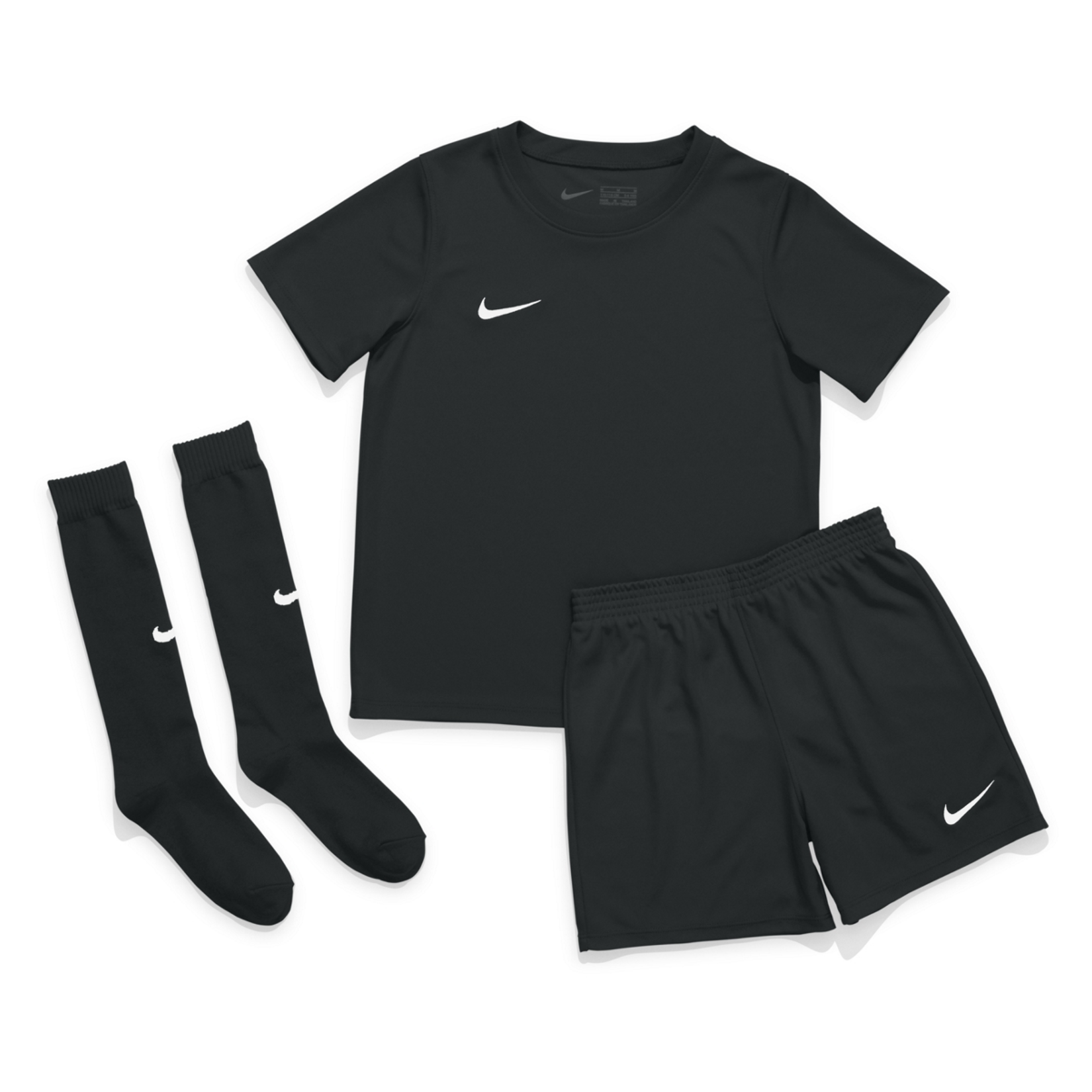 Nike Park Kit Set Black-Black-White