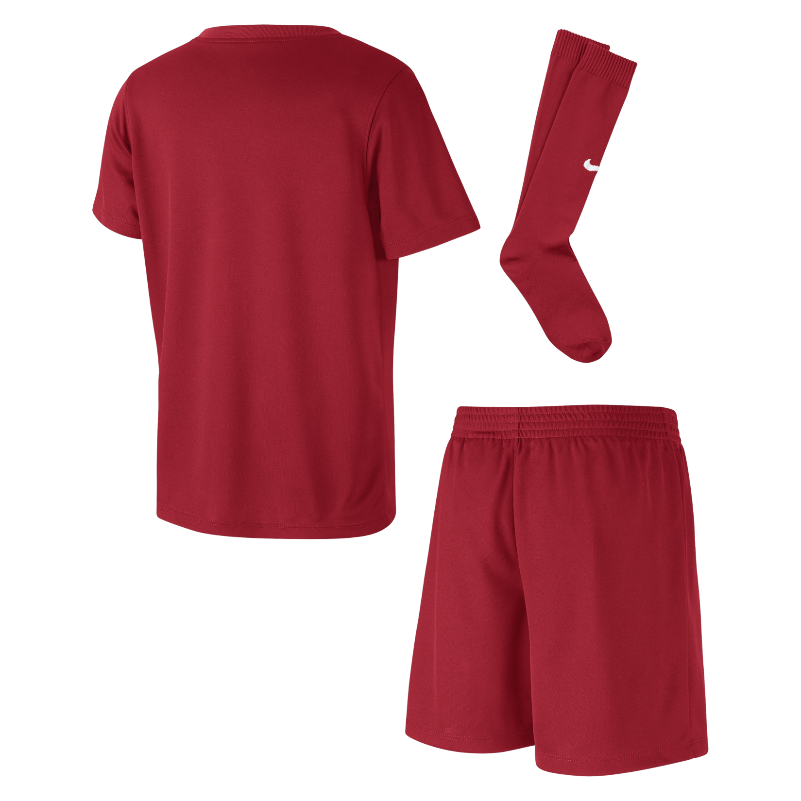Nike Park Kit Set University Red-University Red-White