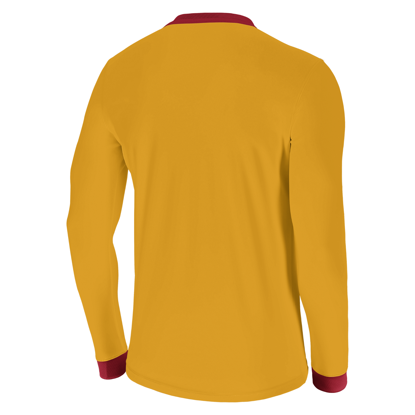 Nike Park Derby II Long Sleeve Shirt University Gold-University Red-Black