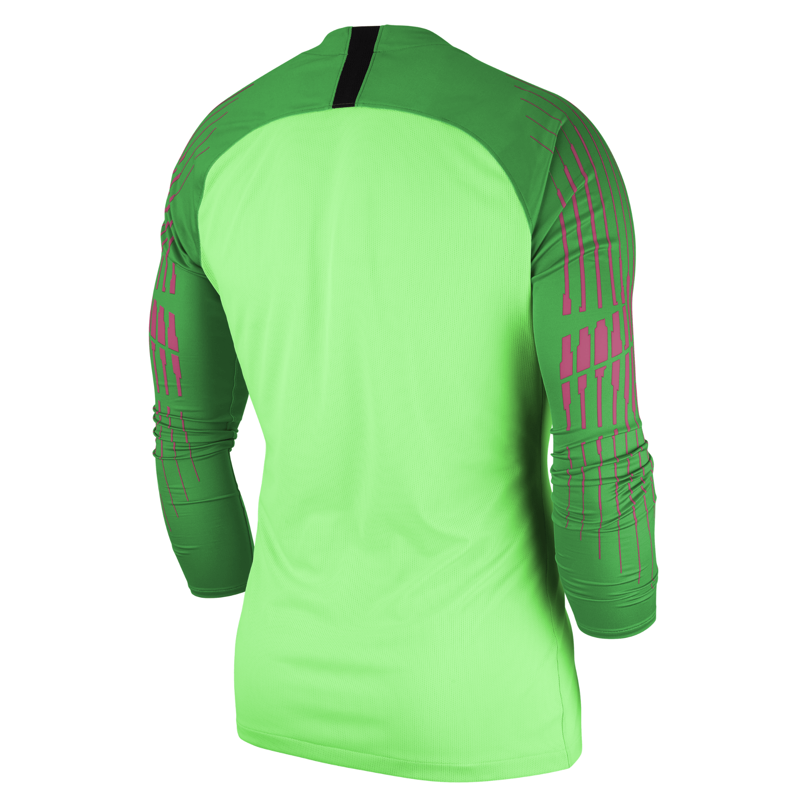 Nike Gardien Long Sleeve Goalkeeper Shirt Green Strike-Green Spark-Black