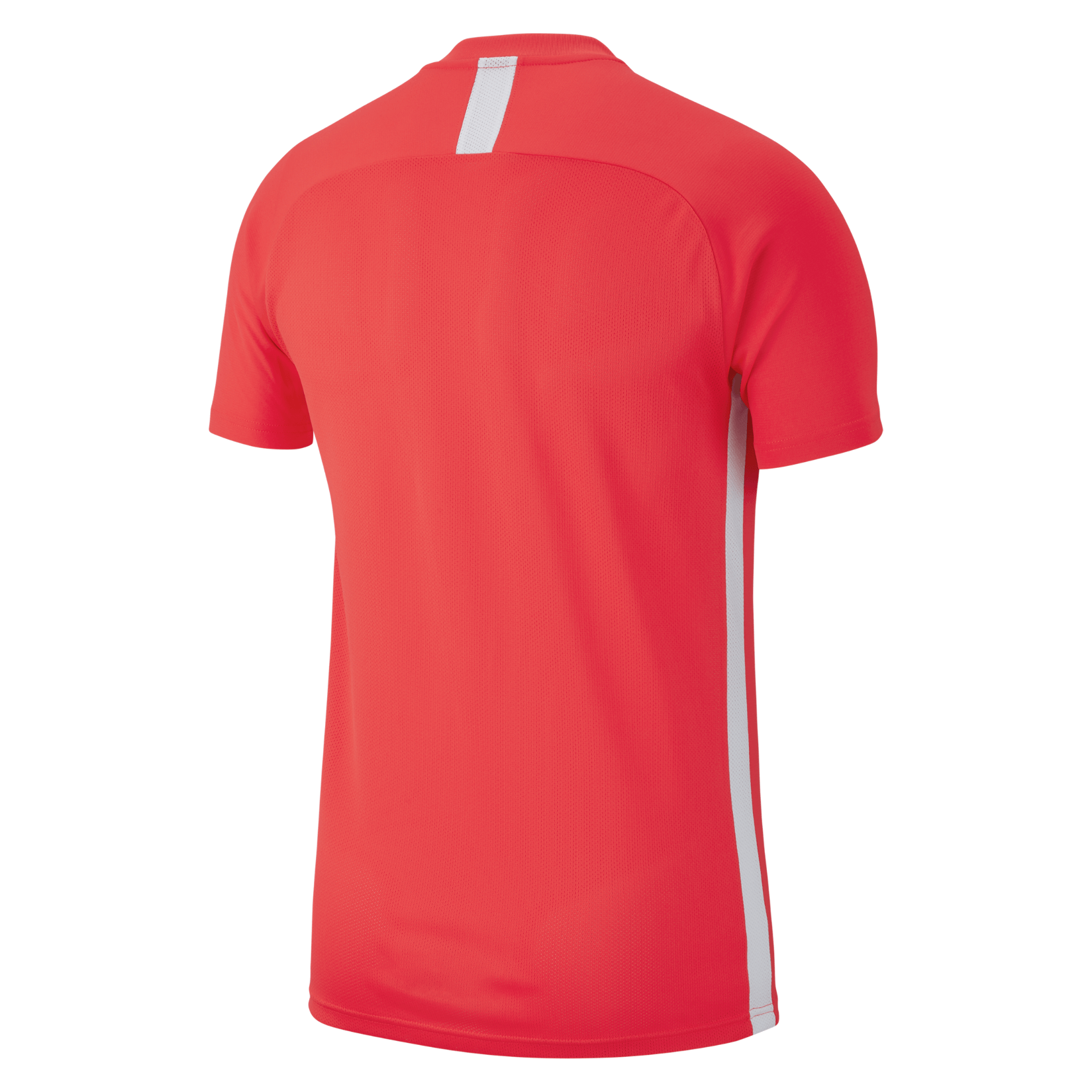 Nike Dri-fit Academy 19 Short Sleeve Top Bright Crimson-White-White