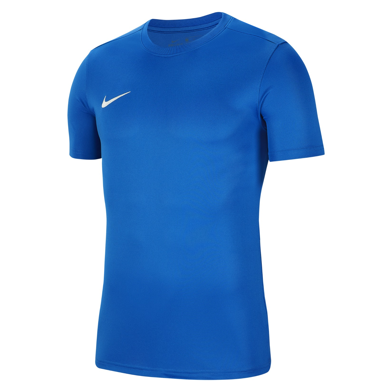 Nike Park VII Dri-FIT Short Sleeve Shirt Royal Blue-White