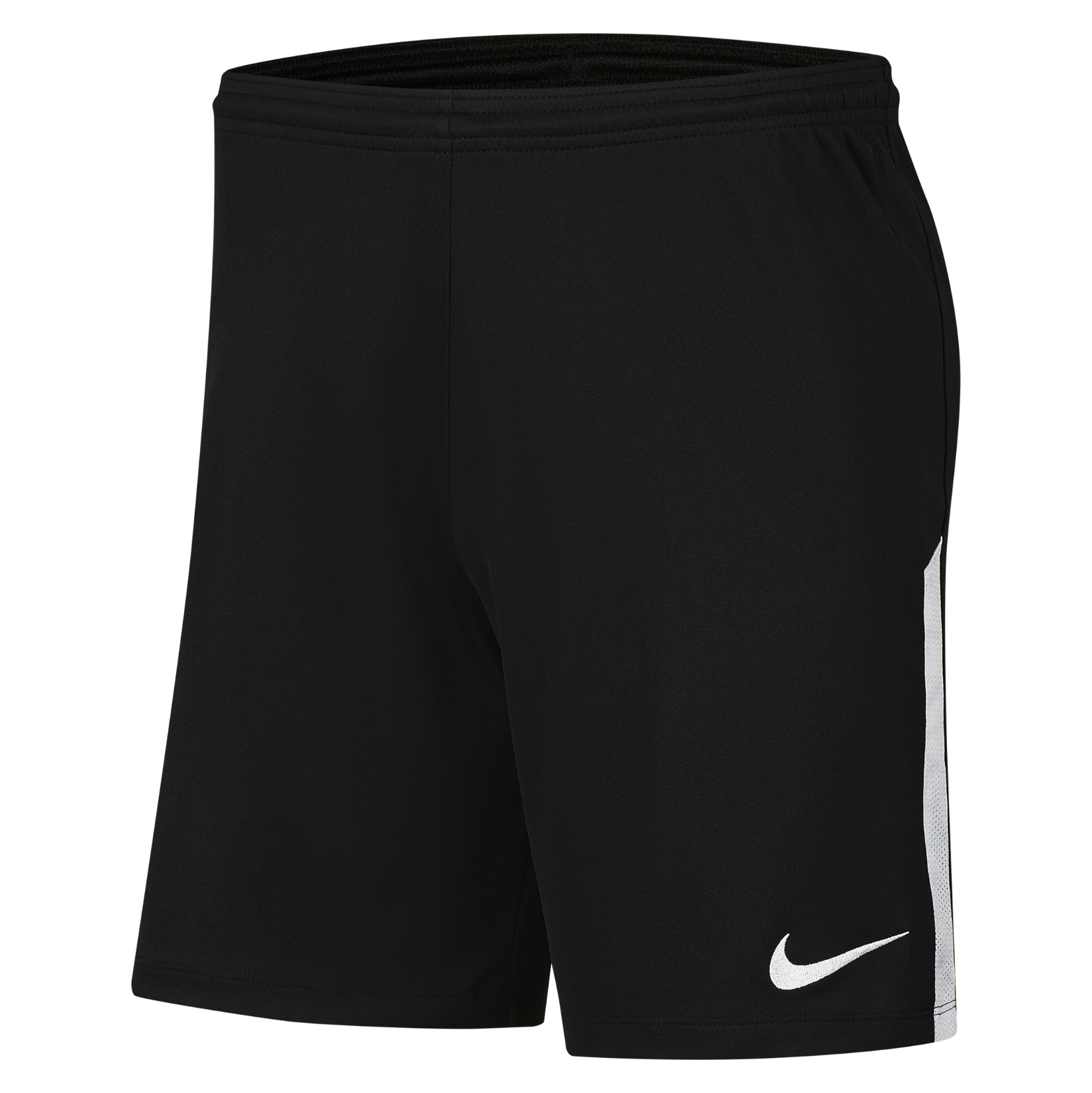 Nike League Knit II Shorts Black-White-White