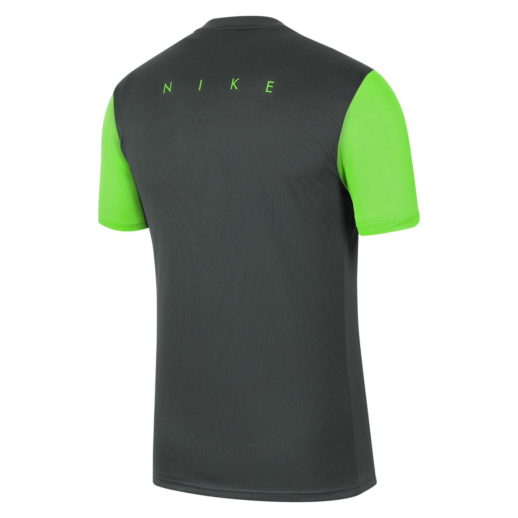 Nike Dri-FIT Academy Pro Tee Anthracite-Green Strike-White