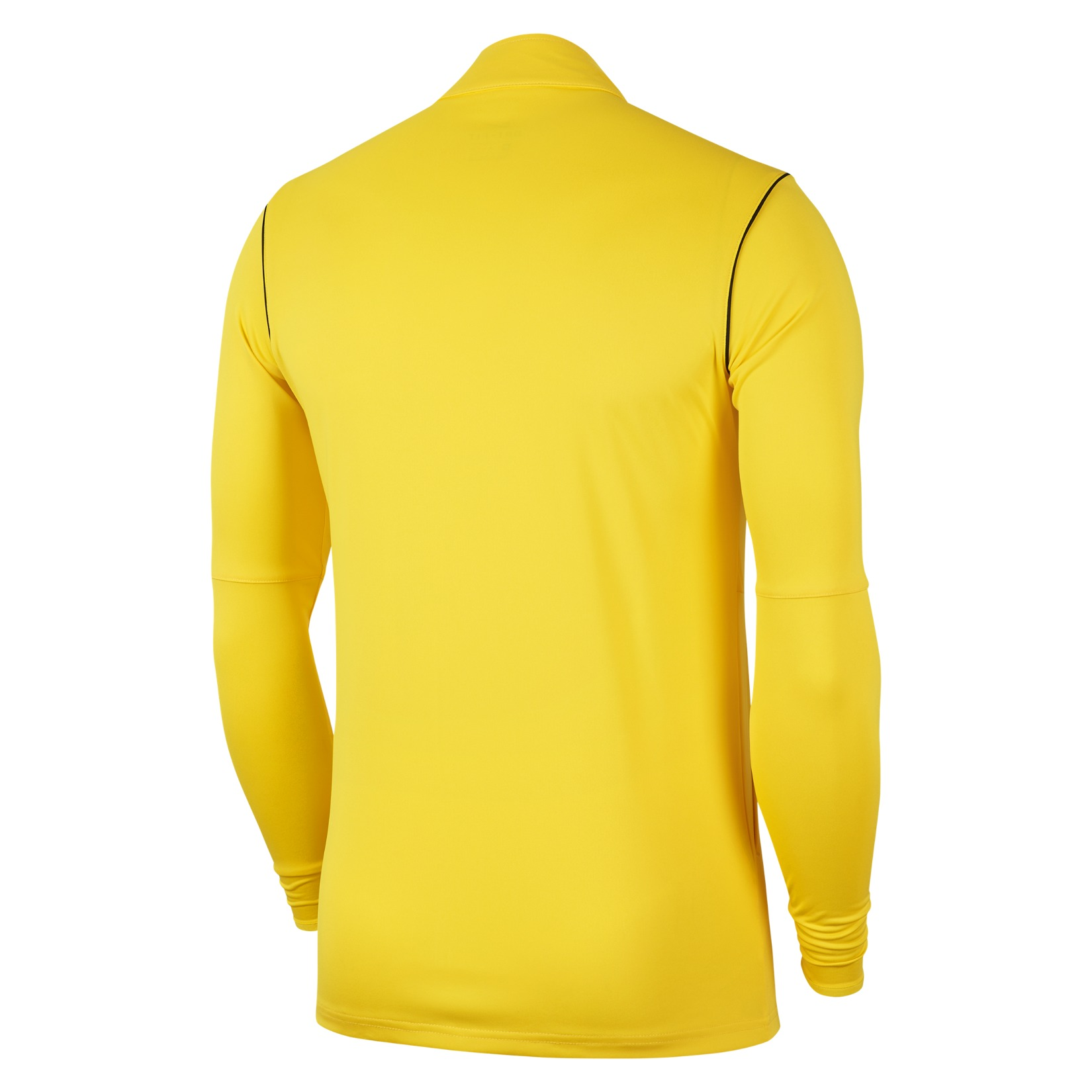 Nike Dri-fit Park 20 Knitted Track Jacket Tour Yellow-Black-Black