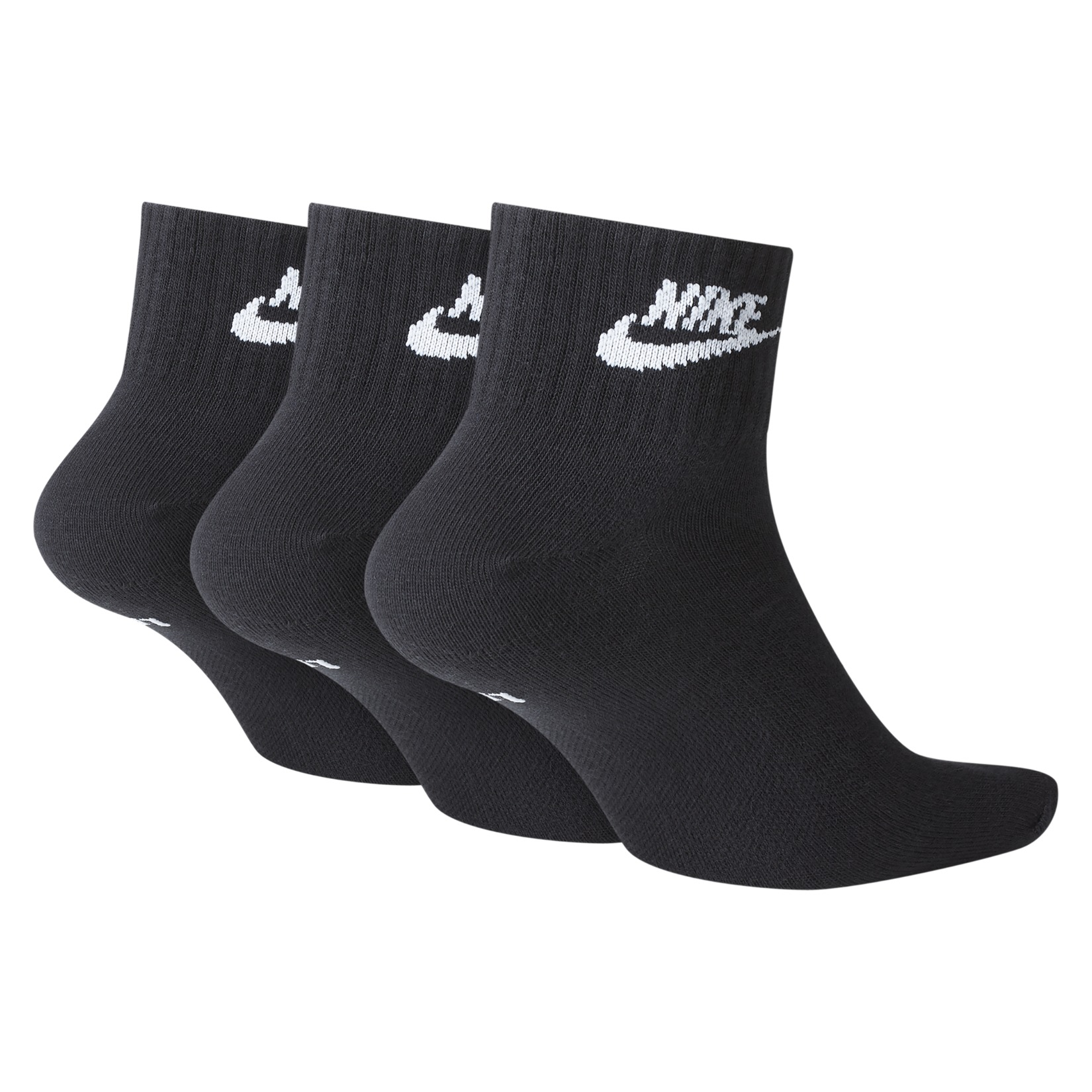 Nike Sportswear Everyday Essential Ankle Socks (3 Pair)