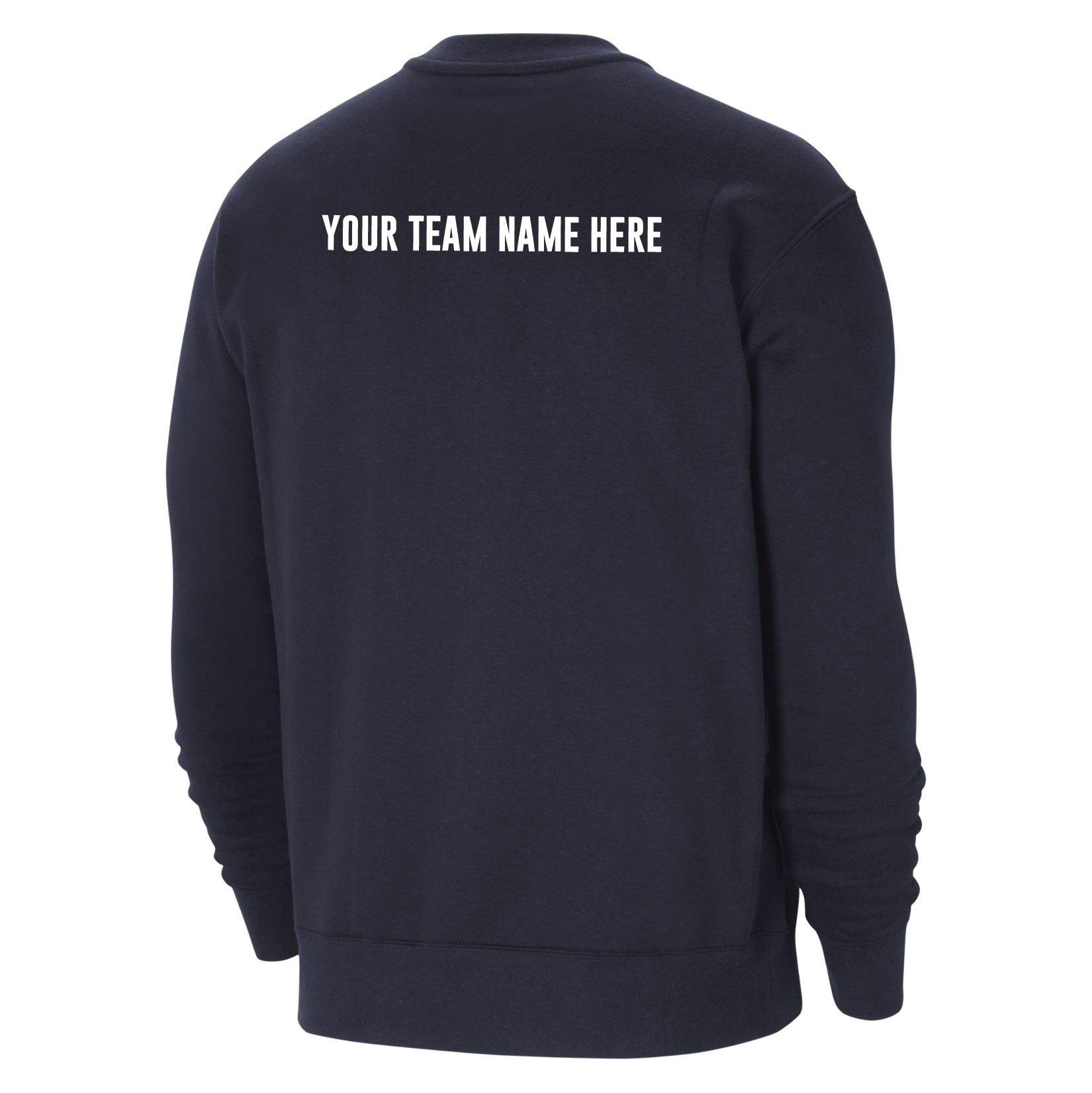 Nike Team Club 20 Fleece Crew Sweatshirt