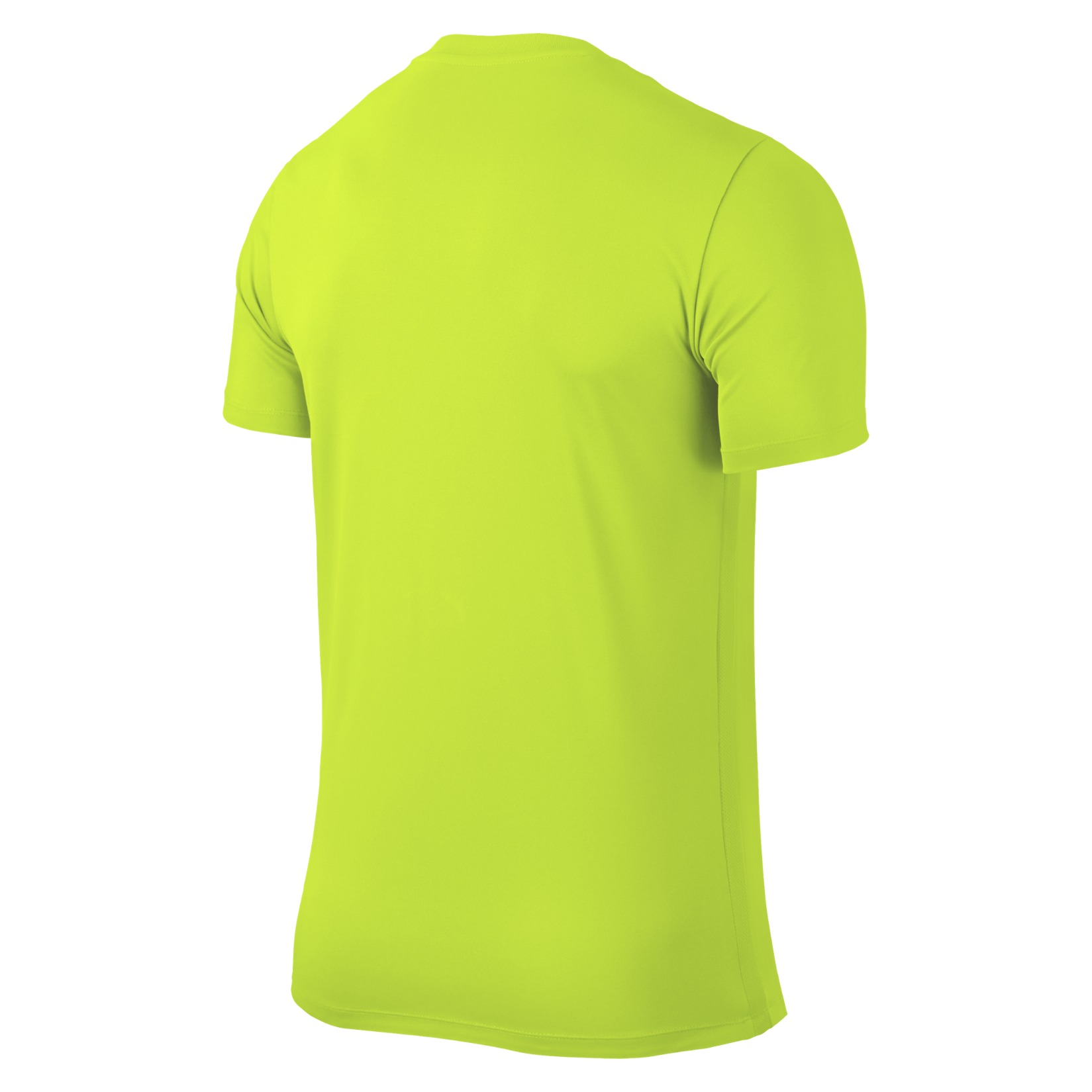 Nike Park VI Short Sleeve Shirt Volt-Black