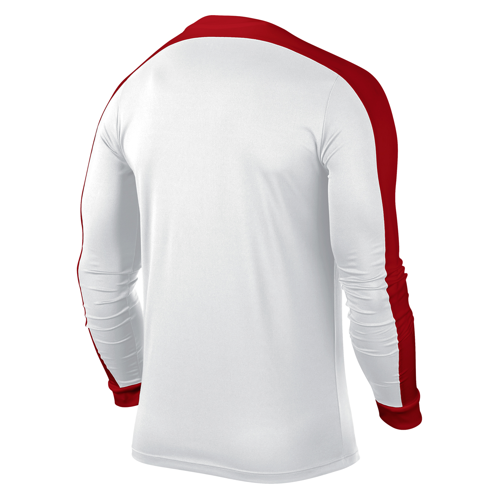 Nike Striker Iv Long Sleeve Football Shirt White-White-University Red-University Red