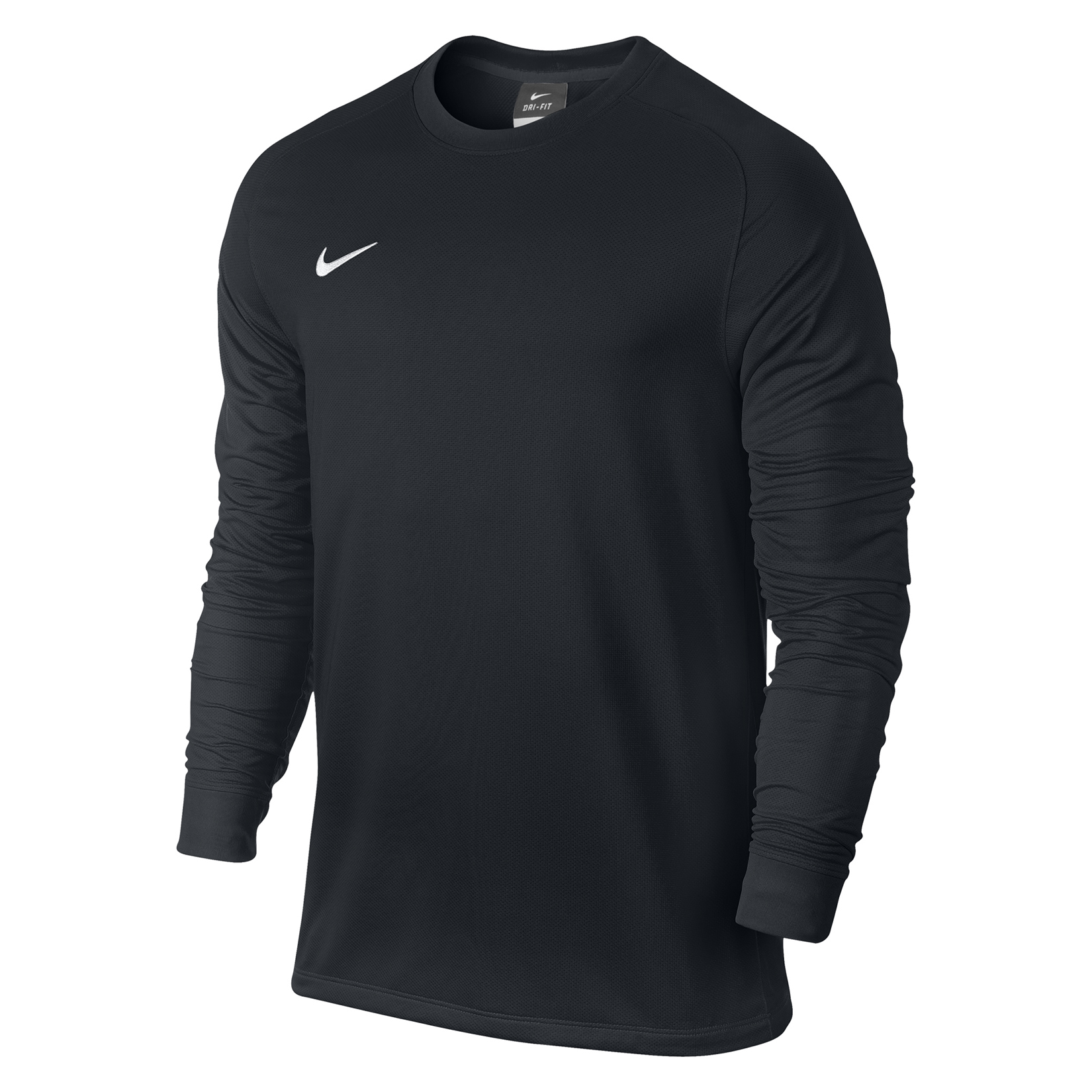 Nike Park II Long Sleeve Football Goalkeeper Shirt Black-White-1