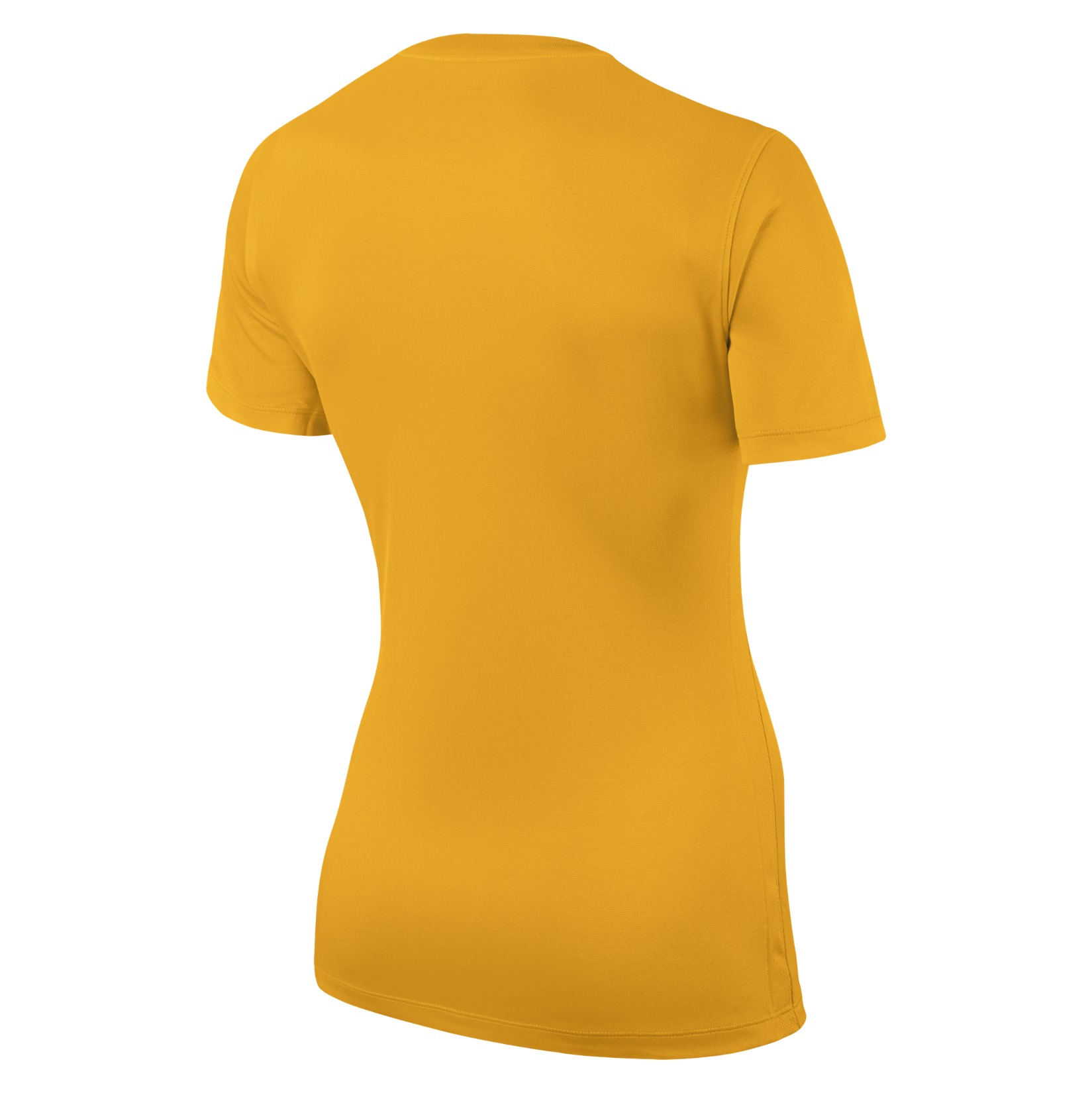 Nike Womens Park VI Short Sleeve Shirt (w) University Gold-Black