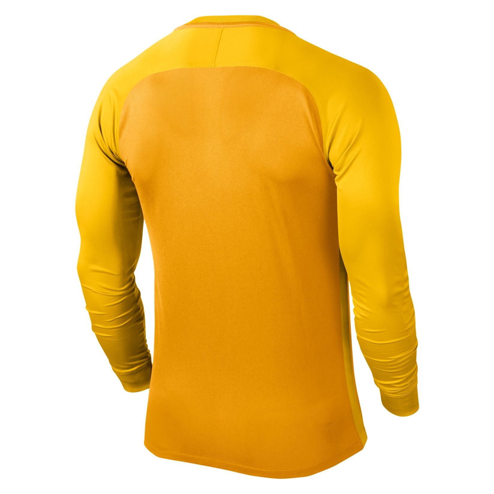 Nike Trophy III Long Sleeve Football Jersey University Gold-Tour Yellow-Tour Yellow-Black