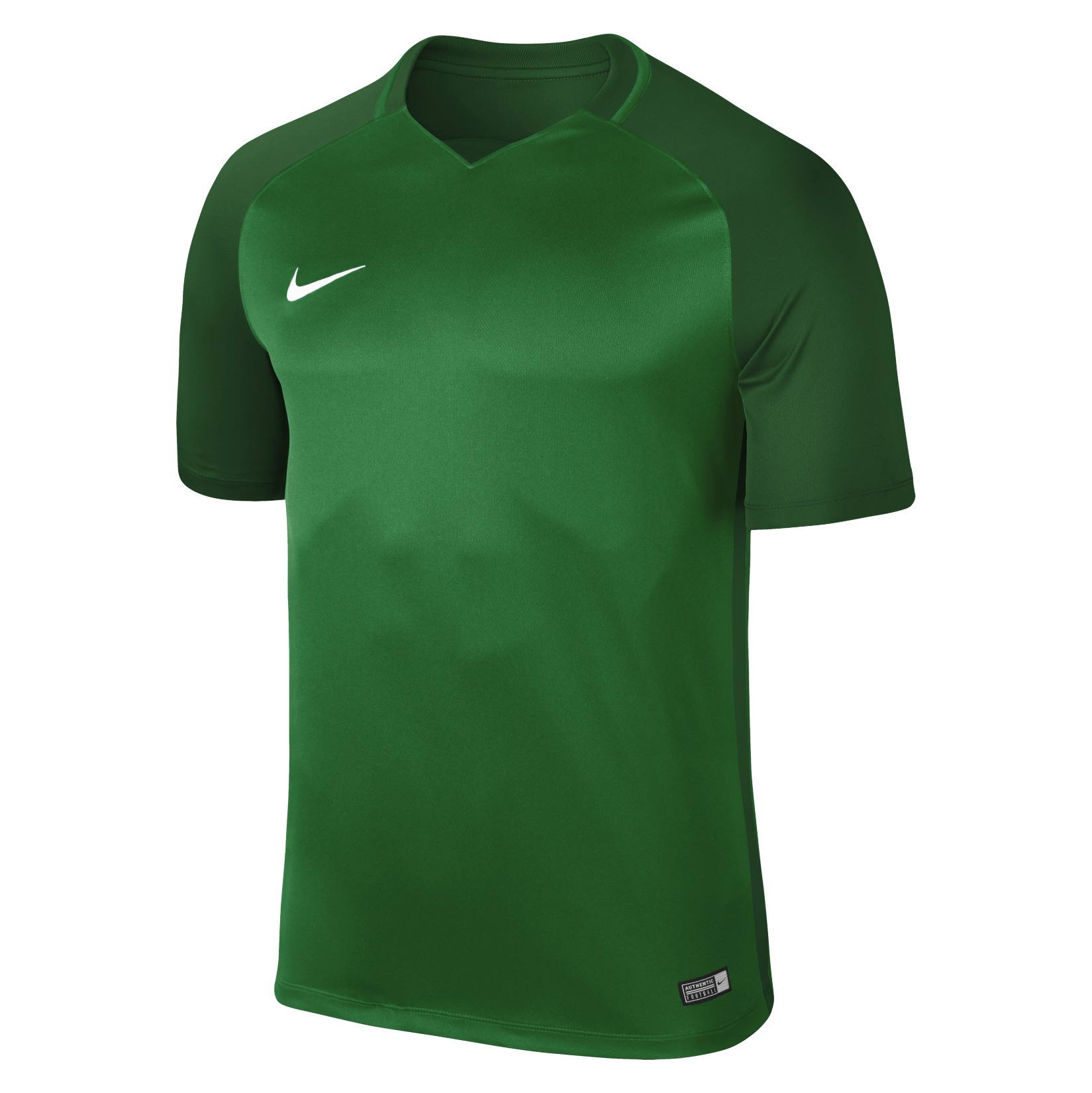 Nike Trophy III Short Sleeve Shirt Pine Green-Gorge Green-Gorge Green-White