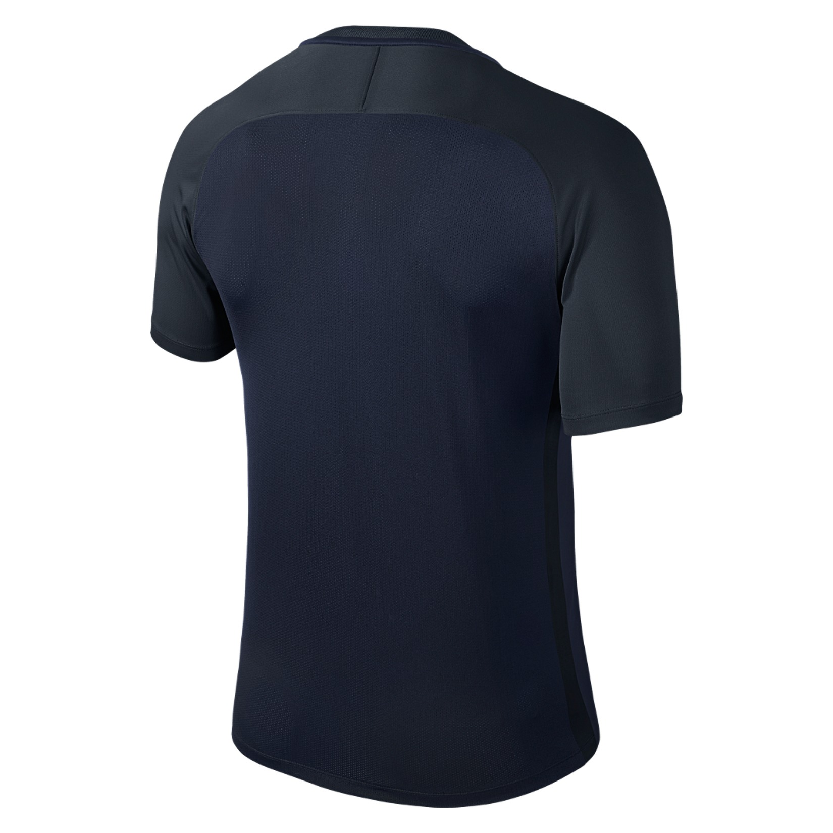 Nike Trophy III Short Sleeve Shirt Midnight Navy-Dark Obsidian-Dark Obsidian-White