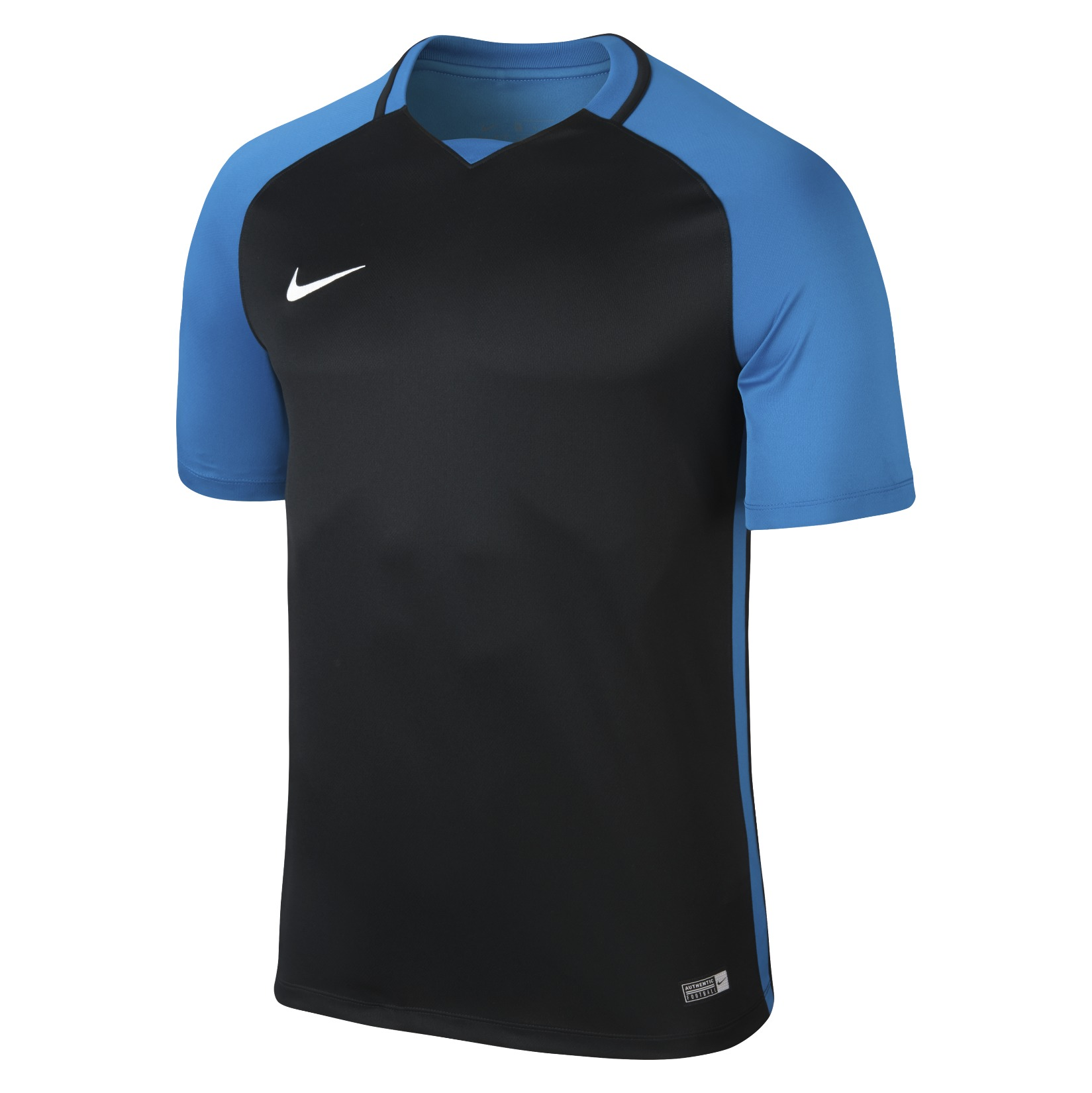 Nike Trophy III Short Sleeve Shirt Midnight Navy-Lt Photo Blue-Lt Photo Blue-White