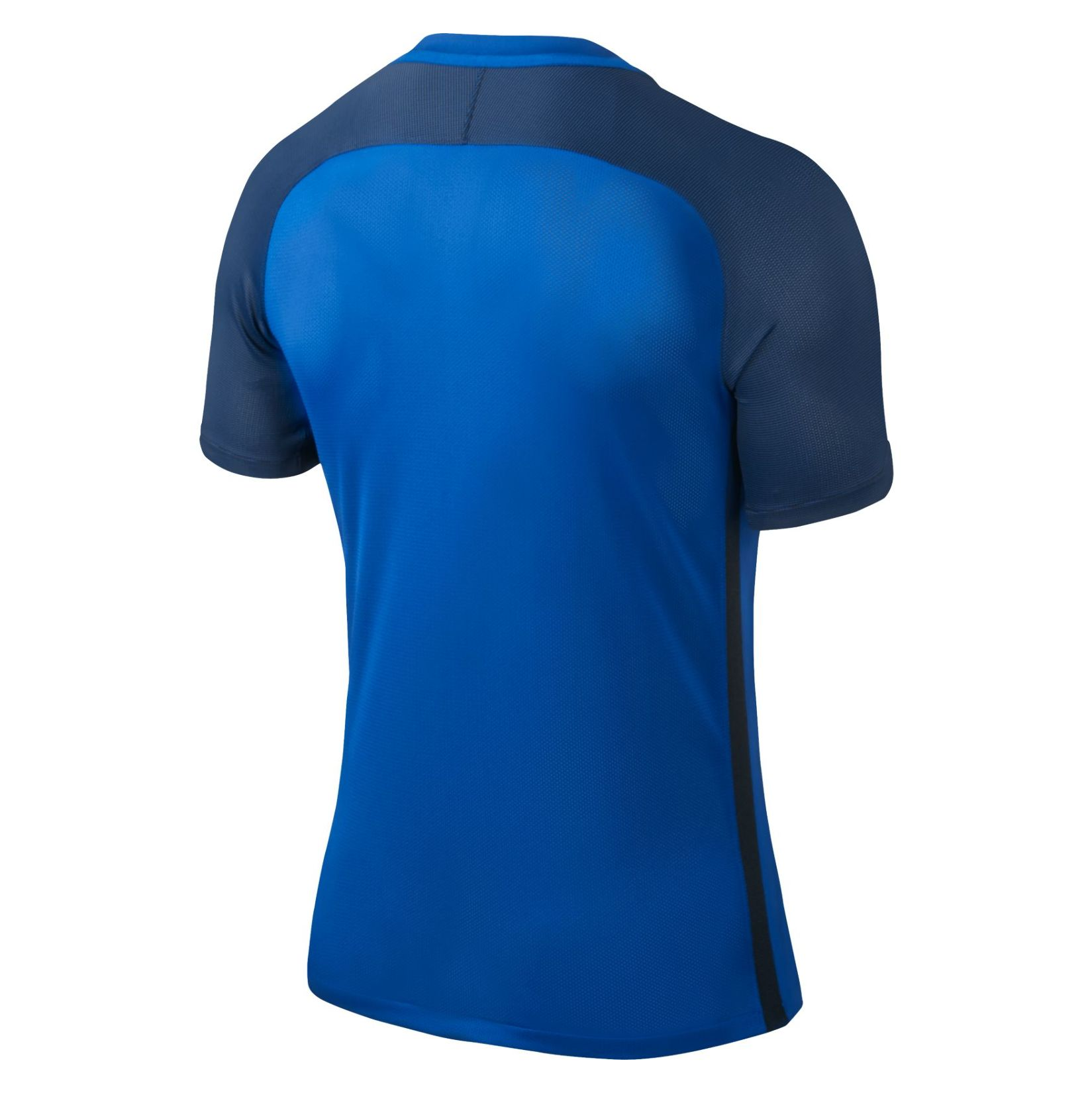 Nike Revolution Iv Short Sleeve Jersey Royal Blue-Black-White