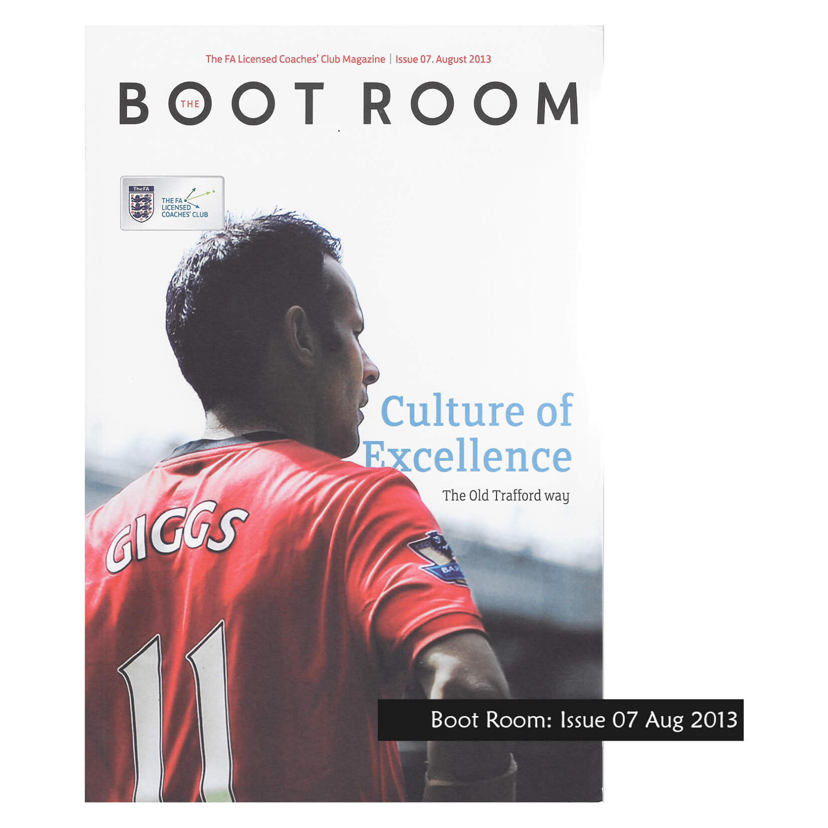 FA Boot Room Issue 07: Culture Of Excellence - Magazine Misc-1-2086-4434