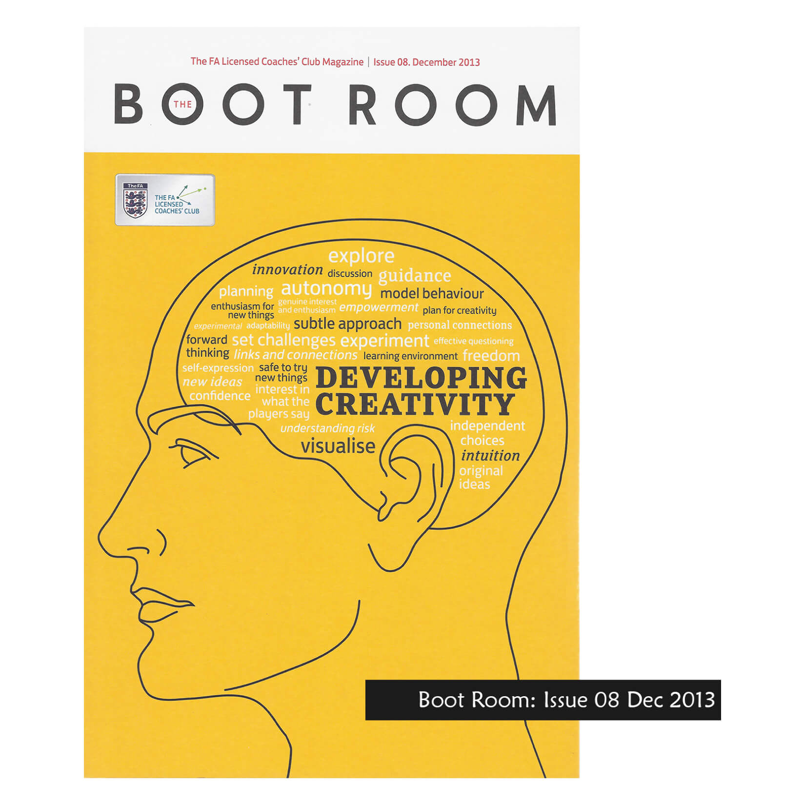 FA Boot Room Issue 08: Developing Creativity - Magazine Misc-1-2088-4435