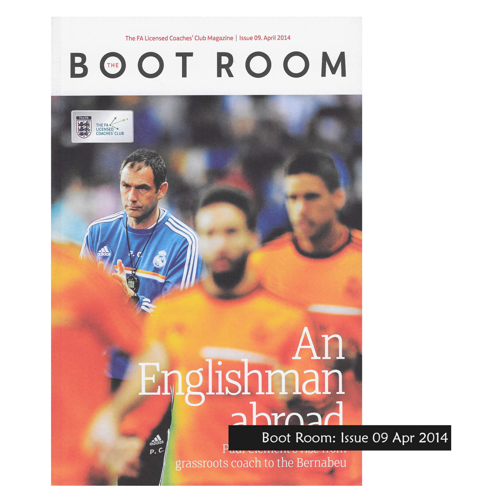 FA Boot Room Issue 09: An Englishman Abroad - Magazine Misc-1-2090-4436