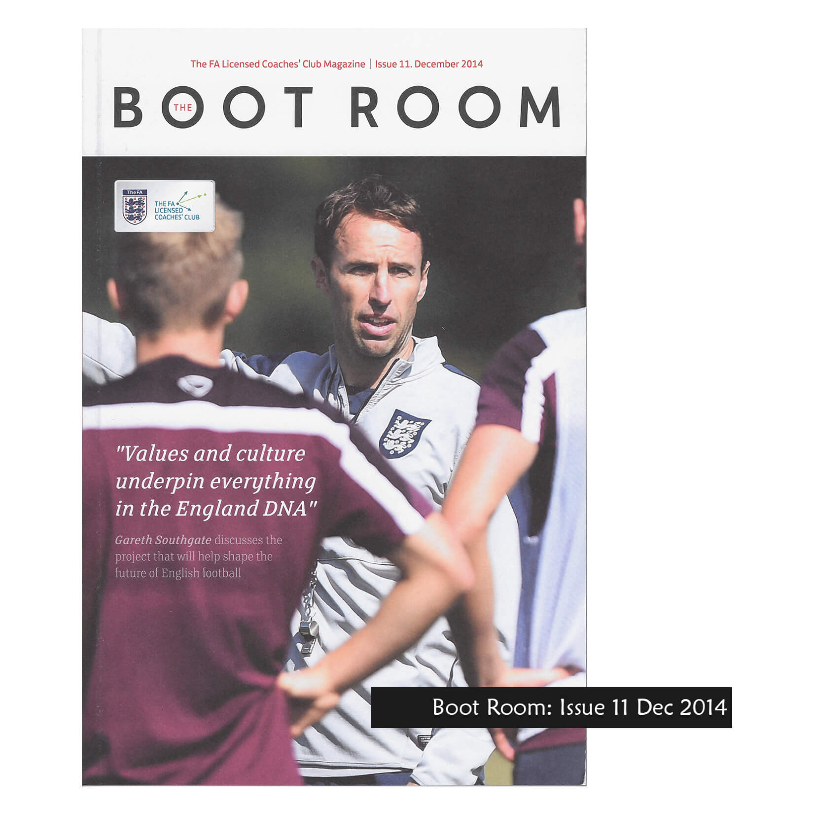 FA Boot Room Issue 11: Value And Culture - Magazine Misc-1-2094-4438