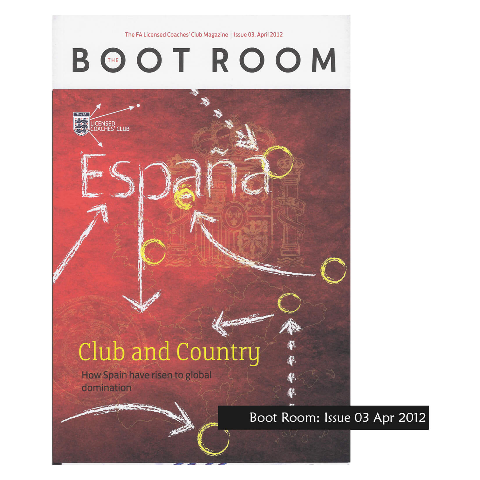 FA Boot Room Issue 03 - Magazine Misc-1-2078-4430