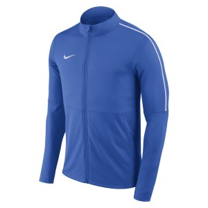 Nike Park 18 Tracksuit Jacket Royal Blue-White-White