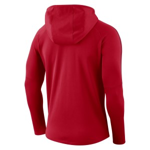 Nike Academy 18 Hoodie University Red-Gym Red-Gym Red-White