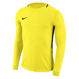 Nike  Park III Goalkeeper Long Sleeve Jersey  Opti Yellow-Black-Black-Black