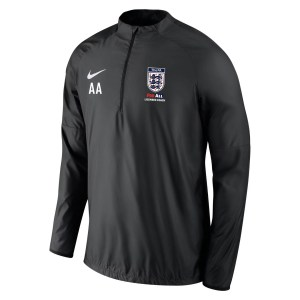 Nike Academy 18 Shield Drill Top Black-Black-White