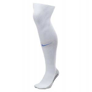 Nike Team Matchfit Over-the-calf Socks White-Jetstream-Royal Blue