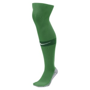 Nike Team Matchfit Over-the-calf Socks Pine Green-Dark Cypress-White