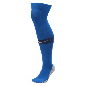 Nike Team Matchfit Over-the-calf Socks Royal Blue-Midnight Navy-White