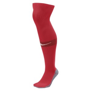 Nike Team Matchfit Over-the-calf Socks University Red-Gym Red-White