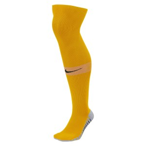 Nike Team Matchfit Over-the-calf Socks University Gold-Sundial-Black