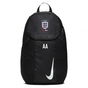 Nike Academy Team Backpack Black-Black-White
