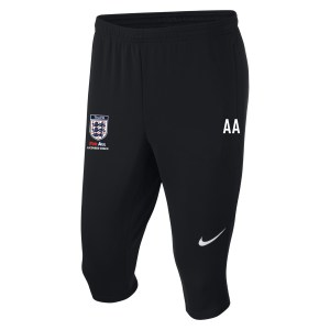 Nike Academy 18 3/4 Training Pants Black-Black-White