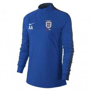 Nike Womens Academy 18 Midlayer Top (W) Royal Blue-Obsidian-White