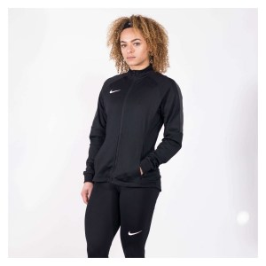 Nike Womens Academy 18 Tracksuit Jacket (w) Black-Anthracite-White
