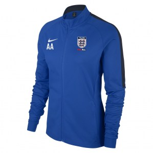 Nike Womens Academy 18 Tracksuit Jacket (W) Royal Blue-Obsidian-White