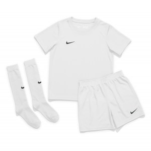 Nike Park Kit Set White-White-Black
