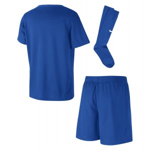 Nike Park Kit Set Royal Blue-Royal Blue-White