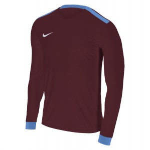 Nike Park Derby II Long Sleeve Shirt Team Red-University Blue-White