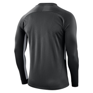 Nike Tiempo Premier Long Football Shirt Black-Black-White-White