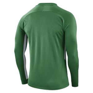 Nike Tiempo Premier Long Football Shirt Pine Green-Pine Green-White-White