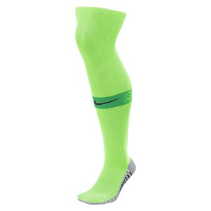 Nike Team Matchfit Over-the-calf Socks Green Strike-Green Spark-Black