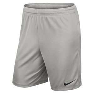 Nike Park II Knit Short Pewter-Black